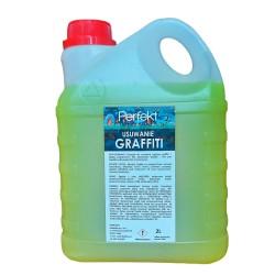Płyn do usuwania grafitti ze ścian