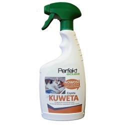 Czysta Kuweta płyn do czyszczenia kuwet