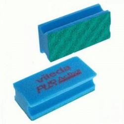 Vileda PurActive gąbka niebieska zmywak